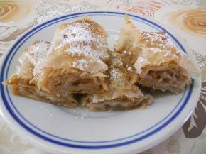 Снимка 1 от рецепта за Ябълкова баница