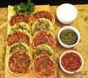 Снимка 1 от рецепта за Пицети