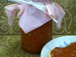 Снимка 1 от рецепта за Лесна лютеница
