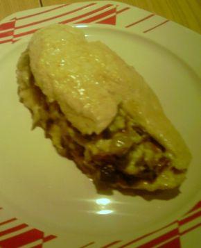 Снимка 1 от рецепта за Пилешки бон филенца с плънка