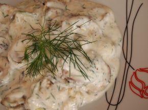 Снимка 1 от рецепта за Подлучени тиквички