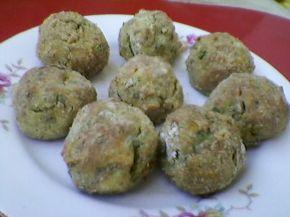 Снимка 1 от рецепта за Ароматни кюфтенца