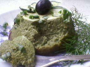 Снимка 1 от рецепта за Зелени кремчета със спанак