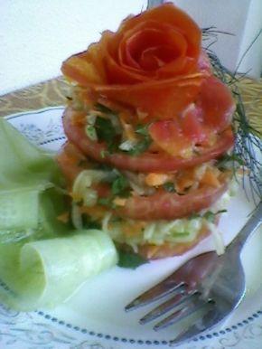 Снимка 1 от рецепта за Редена салата