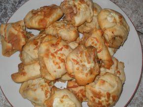 Снимка 1 от рецепта за Банички с плънка от кайма и гъби