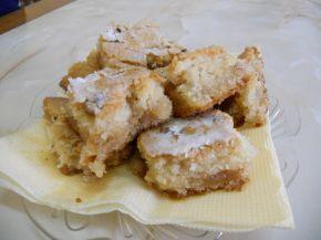 Снимка 1 от рецепта за Гръцки кейк с локум и орехи