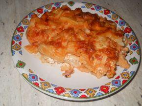 Снимка 1 от рецепта за Паста със сос Болонезе и сметана