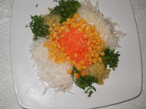 Снимка 1 от рецепта за Салата `Витамина` - ІІ вариант