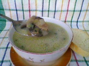 Снимка 1 от рецепта за Гъбена супа