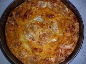 Снимка 1 от рецепта за Тиквеник със заливка