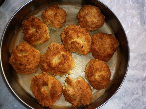 Снимка 1 от рецепта за Рошави тестени топчета