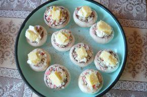 Снимка 1 от рецепта за Пълнени гъби