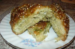 Снимка 1 от рецепта за Баница със спанак и сирене