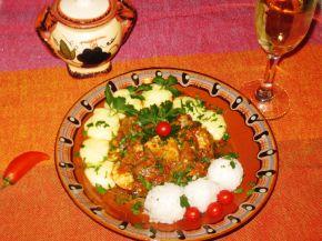 Снимка 1 от рецепта за Пилешка кавърма
