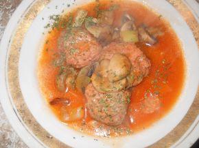 Снимка 1 от рецепта за Кюфтета яхния