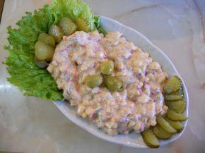 Снимка 1 от рецепта за Европейска салата