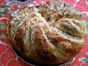 Снимка 1 от рецепта за Празнична погача за Васильовден