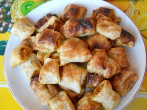 Снимка 1 от рецепта за Бутер тиквеничета