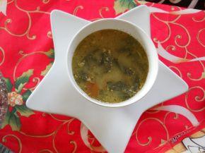 Снимка 1 от рецепта за Супа от сушена коприва