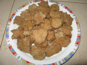 Снимка 1 от рецепта за Печени пилешки хапки