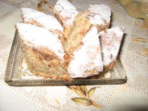 Снимка 1 от рецепта за Вкусен ябълков кекс