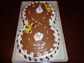 Снимка 1 от рецепта за Торта `ОСЕМ`