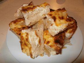Снимка 1 от рецепта за Баница хармоника с фанта