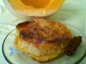 Снимка 1 от рецепта за Сладки банички с пържена тиква