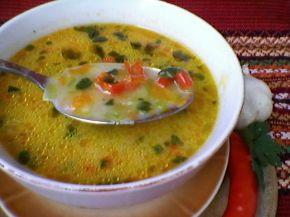 Снимка 1 от рецепта за Супа от чорбаджийски чушки
