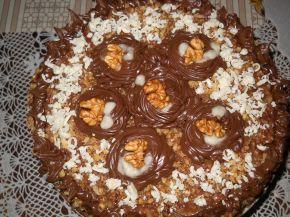 Снимка 1 от рецепта за Торта `Коко - шоко`