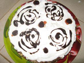 Снимка 1 от рецепта за Сладоледена торта от трохи