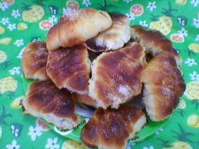 Снимка 1 от рецепта за Кифлички с мармалад