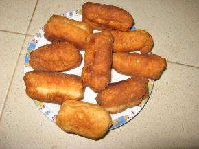 Снимка 1 от рецепта за Пирожки със сирене