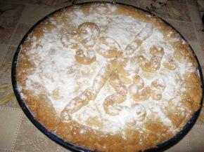Снимка 1 от рецепта за Ябълков пай - II вариант