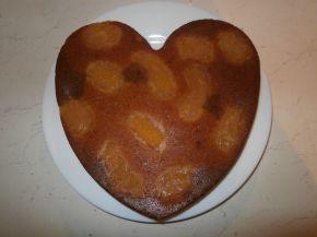 Снимка 1 от рецепта за Сладкиш с праскови
