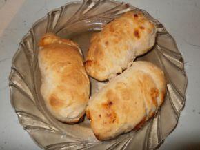 Снимка 1 от рецепта за Бързи кренвиршки с готово тесто