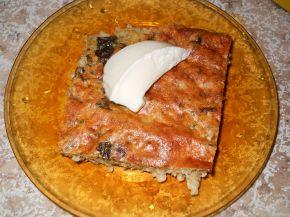 Снимка 1 от рецепта за Спанак с булгур на фурна