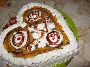 Снимка 1 от рецепта за Торта с дъх на любов