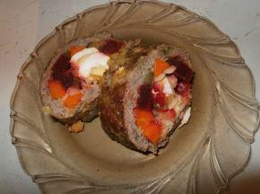 Снимка 1 от рецепта за Месно руло