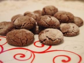 Снимка 1 от рецепта за Напукани бисквитки