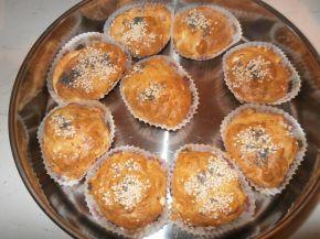 Снимка 1 от рецепта за Солени мъфини - II вид