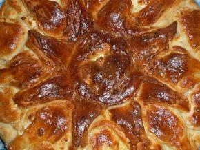 Снимка 1 от рецепта за Пита `Звезда`