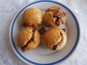 Снимка 1 от рецепта за Мъфини с течен шоколад