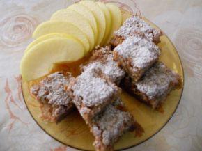Снимка 1 от рецепта за Лесен ябълков сладкиш