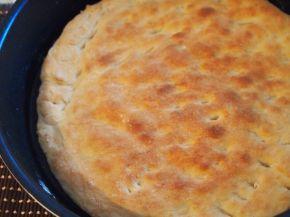Снимка 1 от рецепта за Фокача `по български`