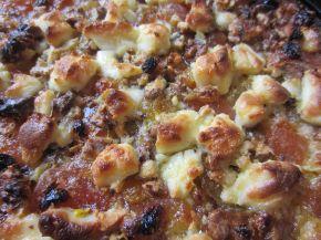 Снимка 1 от рецепта за Сладкиш с чаени бисквити и крема сирене