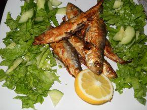 Снимка 1 от рецепта за Салака на фурна