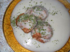 Снимка 1 от рецепта за Кюфтета в бял сос