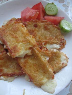 Снимка 1 от рецепта за Кашкавал пане