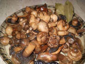 Снимка 1 от рецепта за Домашно мариновани гъби
